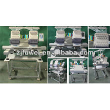 New type 2 heads cap embroidery machine