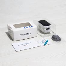 Tragbares Pulsoximeter mit Fingerspitzen für medizinische Instrumente