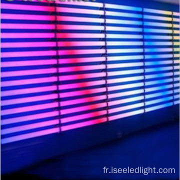 Disco adj led pixel décoration murale