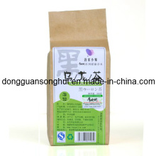 Kraft Paper Tea Packaging Bag/Healthy Tea Bag/Plastic Tea Pouch
