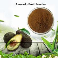 Polvo de extracto de fruta de aguacate liofilizado orgánico