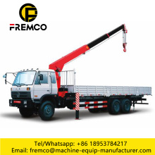 Knuckle Boom 14 Ton Truck Mounted Crane