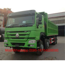 8x4 50T Heavy Duty RHD Dump Truck