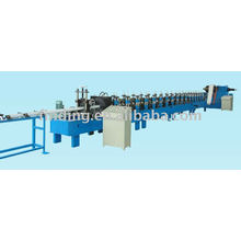 Down tube forming machine