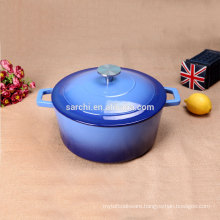 Good sale Enamel Cast Iron electric appliance saucepan