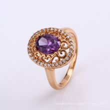 11817 Fashion jewelry luxury special price ring, latest 18k gold color ring designs for girls