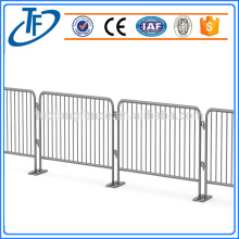 Hot sale cheap galvanized mobile temporary fence