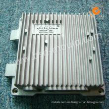 Válvula de radiador de fundición a presión de aleación de aluminio