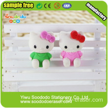 Puzzle design Carino Ciao Kitty Eraser