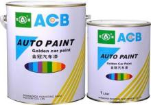 2K hardener Solid Color Topcoat acrylic polyurethane paint