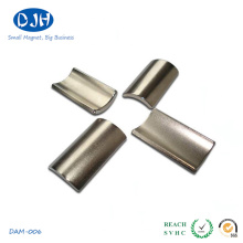 N52 Segment Permanent Sintered Neodymium Magnets