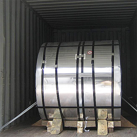 color steel coil price