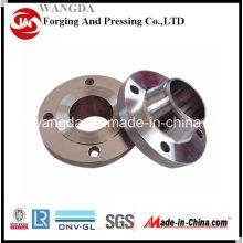 ANSI / DIN / JIS / GOST Soldadura Wcb / Brida de acero al carbono