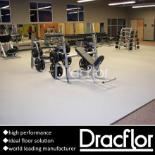PVC Sports Flooring for Gym Weight Room