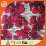 2017 fashion fabric woven jacquard fabric