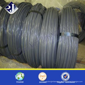 China Wire Wire Wire, SAE1008 haste de aço com bom preço