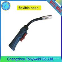 Nouvelles torches de soudage souples flexibles
