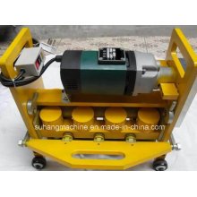 CE & ISO Calidad Certificada Standing Seam Metal Roof Roof Automático Seamer Roof Seaming Machine