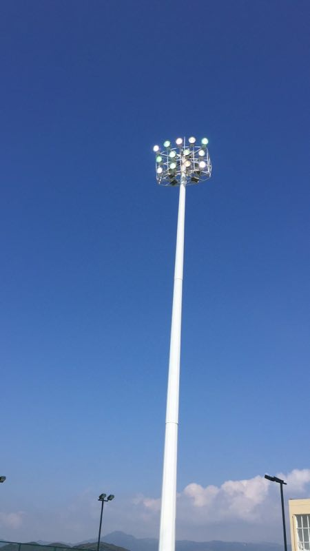 25M High Mast Lighting Fixtures