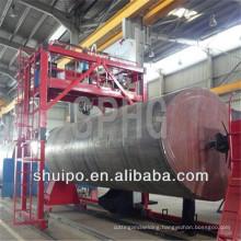 Automatic tank truck girth welding machine(esab tig welding machine)