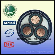 Cable de alimentación de bajo voltaje africano / coste del cable de alimentación