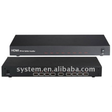 HDMI 8ports Splitter Amplifier
