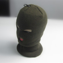 100% Acrylic Knitted Mask Hat