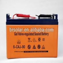 Proveedor de China Fabricante Solar Battrey Charger 12V