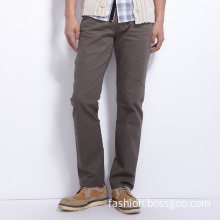 New Fashion Casual Men's Brown Trousers (LSPANT068)