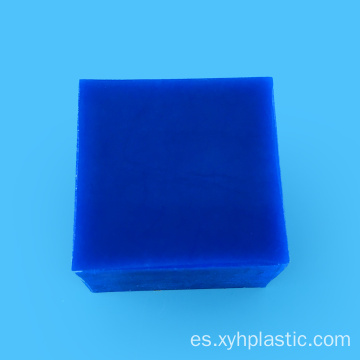 Engineering Plastics 50mm Azul / Beige Fundido Nylon Hoja