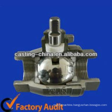 flange casting ball valve