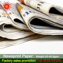 Hersteller von Zeitungsdruckpapierherstellern