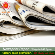 fornecedores de fabricantes de papel de jornal