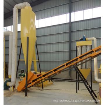 1ton Per Hour Complete Wood Pellet Production Line