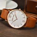 Minimalist Men Designer Wrist Quartz Watch