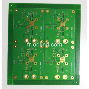 Carte de circuit imprimé Flash Gold