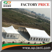 Tensile special design curved Marquee structure for sale
