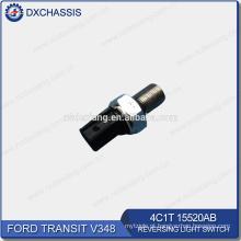 Interruptor da lâmpada do reverso genuíno do trânsito V348 4C1T 15520 AB