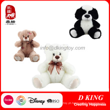 Ursinho de pelúcia brinquedos ursos macios presente