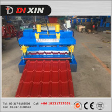 Dx 1100 Roof Panel Cold Roll Forming Machine