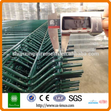 Anping Factory Powder Coated Welded Iron Fence Panels For Sale