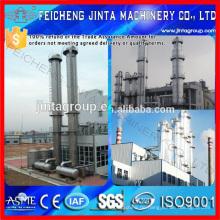 Industrieller Alkohol- / Ethanol-Destillationsausrüstung Alkohol- / Ethanol-Destillationsturm