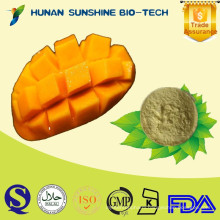 No Pigment Instant Mango Flour as Raw Material for Food and Beverage