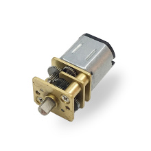 12mm N10 1.5 V 3 V mini dc dişli motor