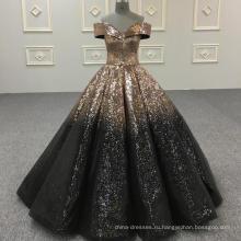 Сияющий бальное платье свадебное платье невесты платье 2018