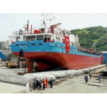 Marine Water Ship Launching Airbags