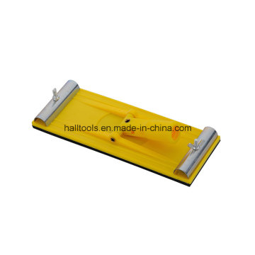 Gelbe Farbe Universal Schleifblock