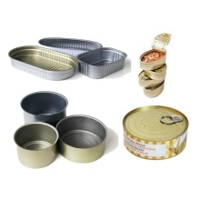 Tuna Sardine Fish Food Tin Can Making Machine