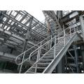 Hot DIP Galvanized Steel Stair Ladder Cat Ladder Steel Grating Tread Ladder