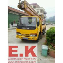 Gaine hydraulique hydraulique Isuzu pour camions (GKZ-12)